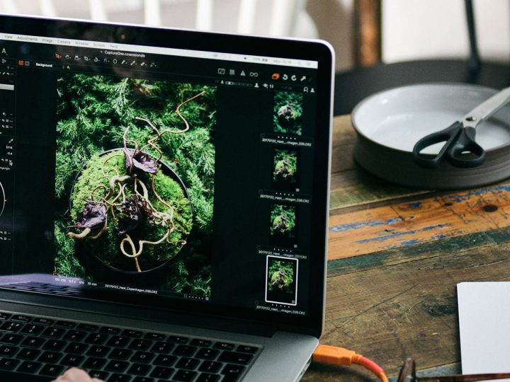 Capture One Pro Advanced Training at the Joe Cornish Gallery
