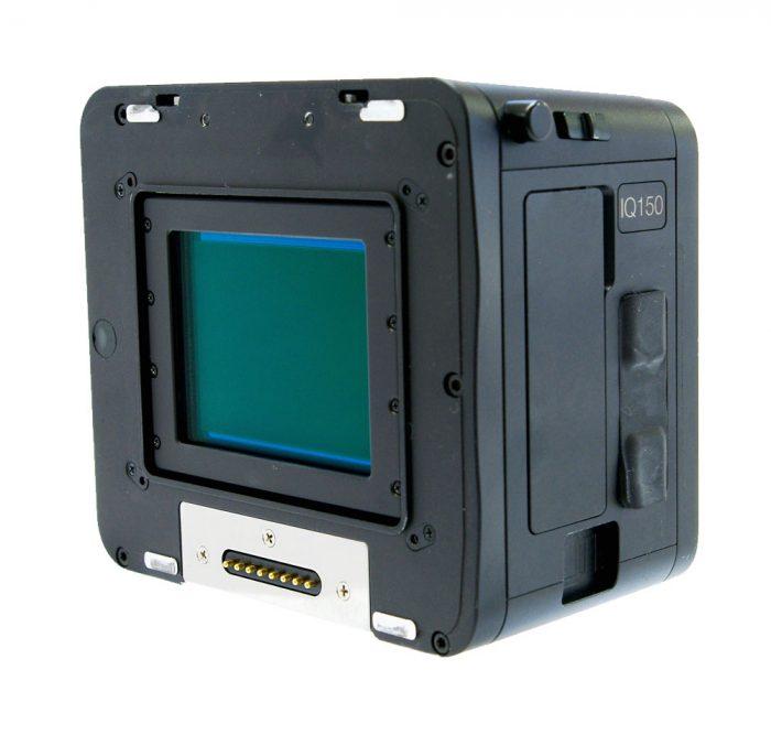 Used phase one iq1 50mp digital back xf/mafd fitting