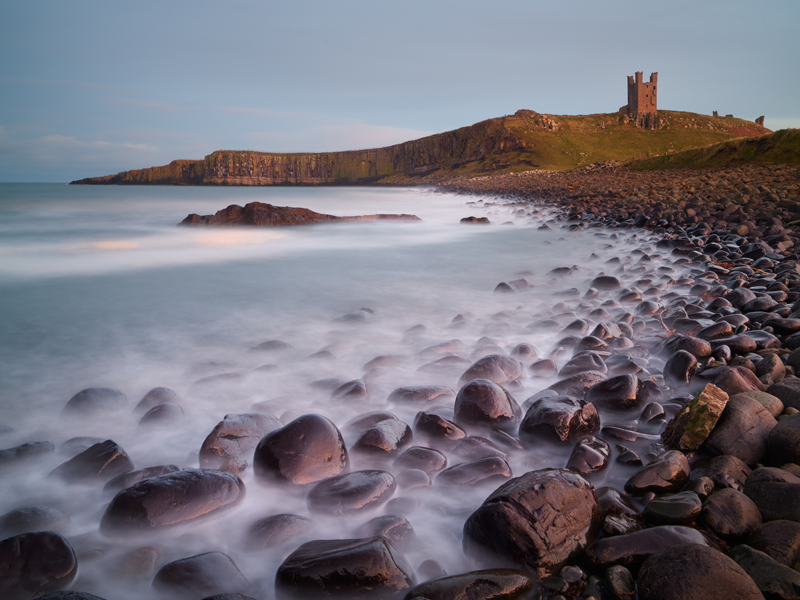 Northumberland creative photography workshop with joe cornish