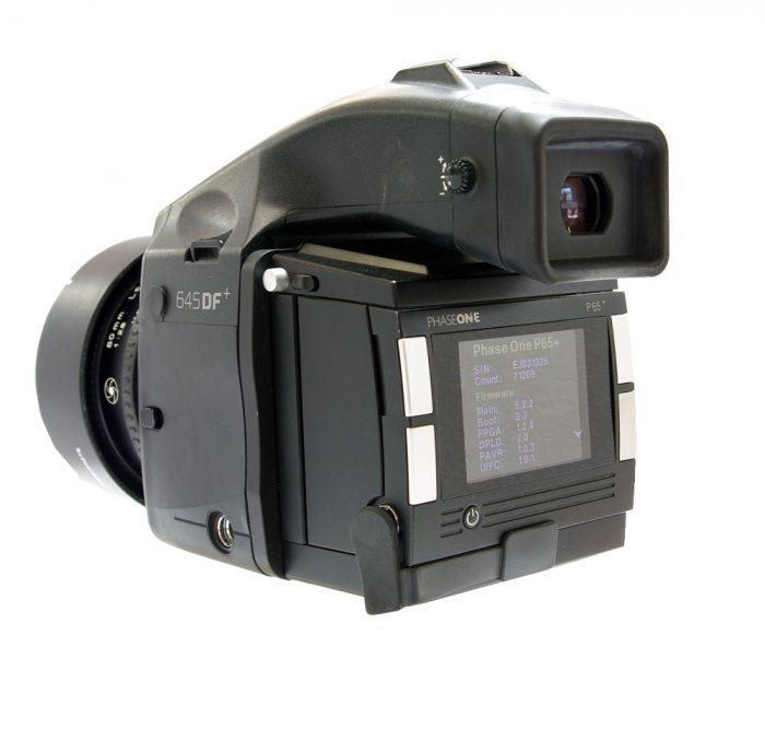 Used phase one 645df+ & schnieder 80mm f2.8 ls & p65+ digital back