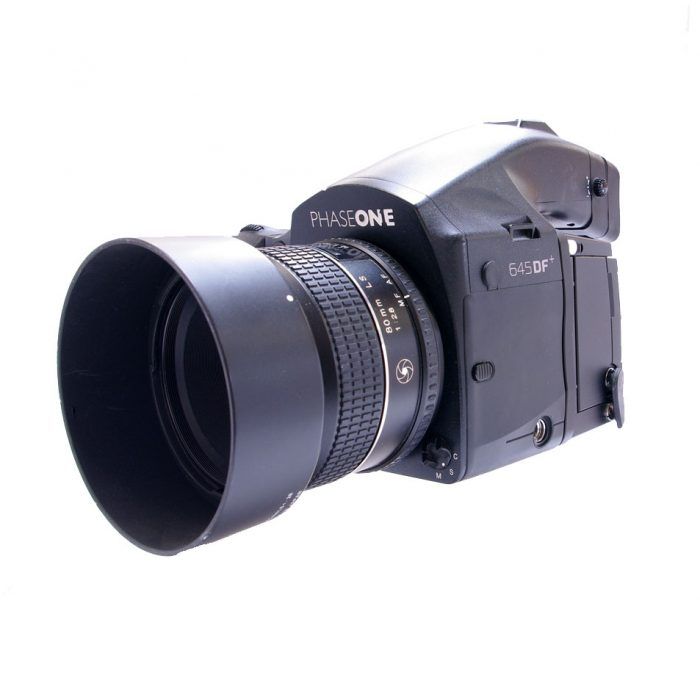 Phase one 645df+ & schnieder 80mm f2.8 p65+ digital back