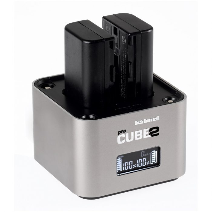 Pro cube charger for phase one