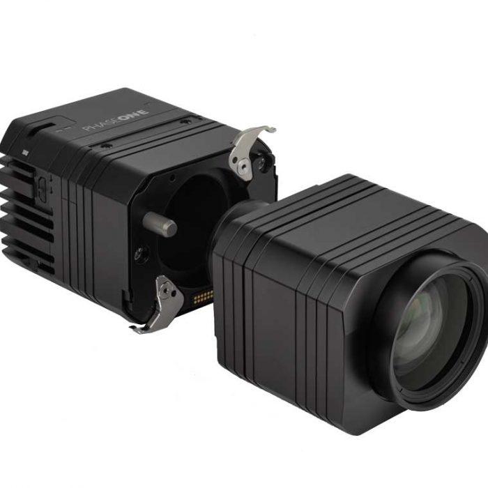 Phase one ixh camera system
