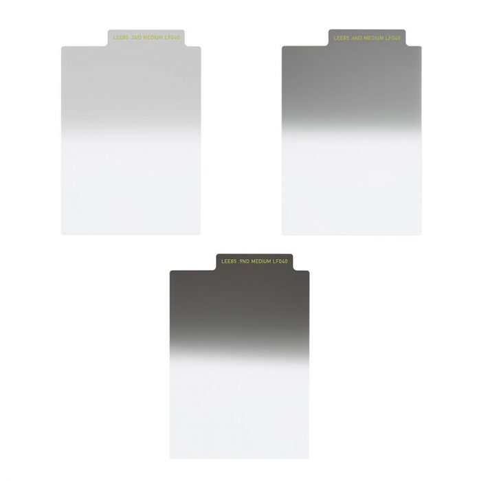 Lee filters lee85 neutral density grad medium filter set