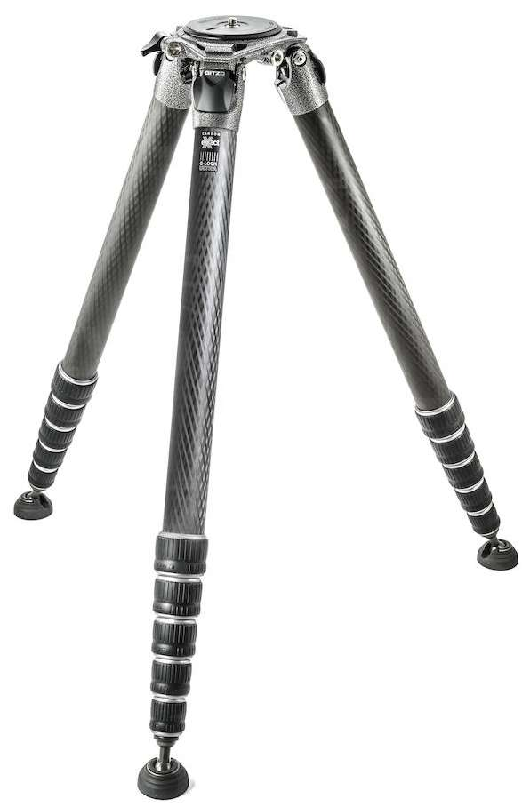 Gitzo gt5563gs systematic – series 5 carbon – exact giant tripod