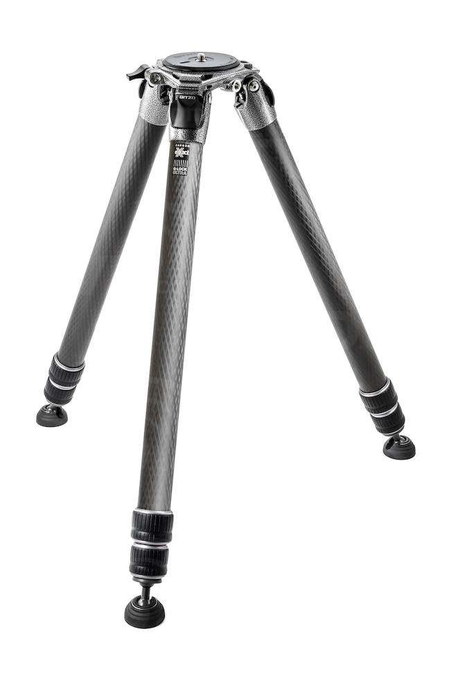 Gitzo gt5533ls systematic – series 5 carbon – 3 section long tripod