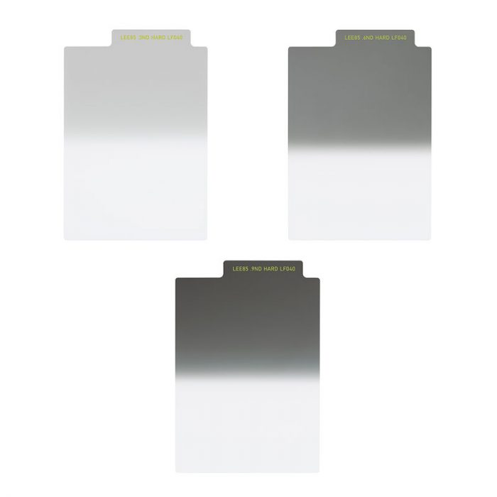 Lee filters lee85 neutral density grad hard filter set