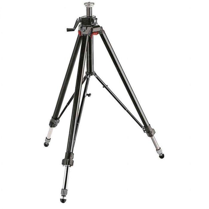 Manfrotto 058b triaut tripod (black)