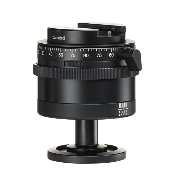 Arca-swiss monoball® p1+ with monoball®fix quick set device