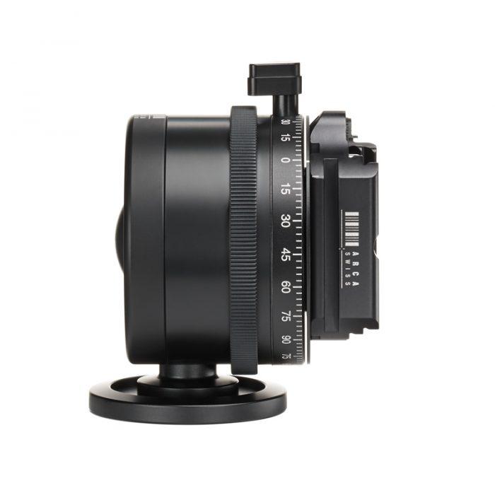 Arca-swiss monoball® p1+ with classic quick set device