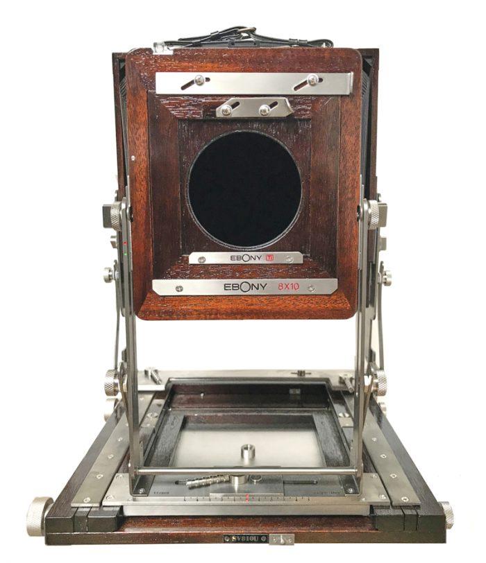 Pre-owned ebony sv810u 10×8 view camera