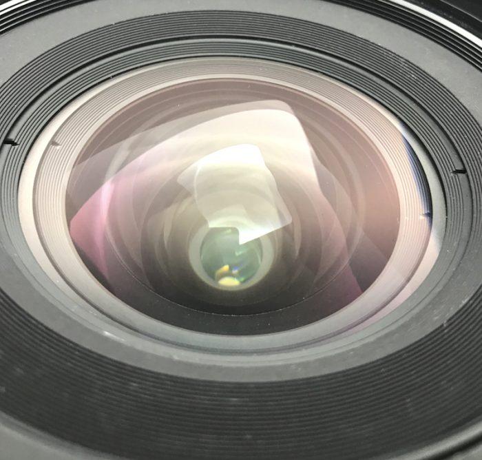 Pre-owned schneider kreuznach 35mm f3.5 ls lens