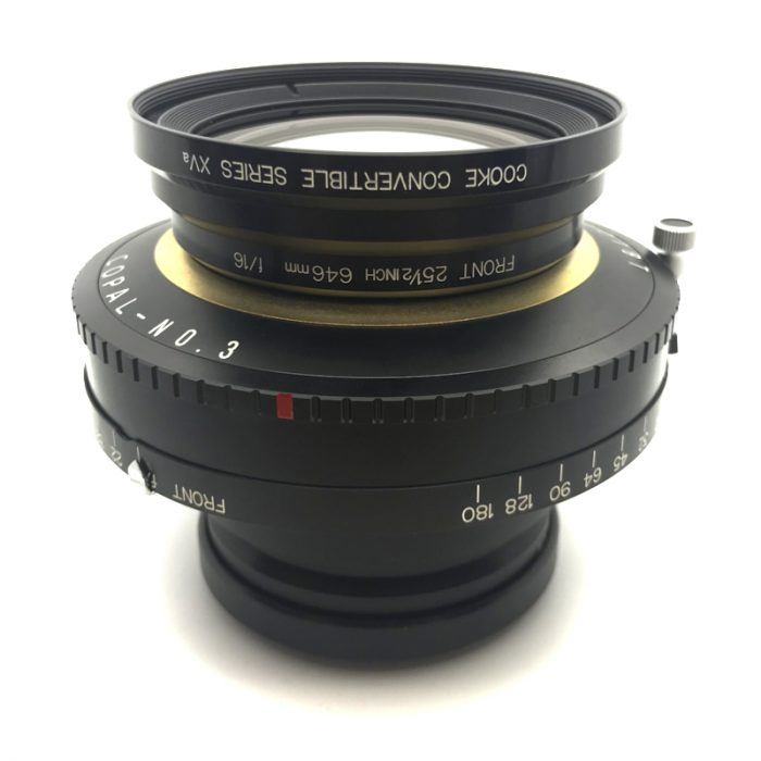 Pre-owned cooke series xva triple convertible lens