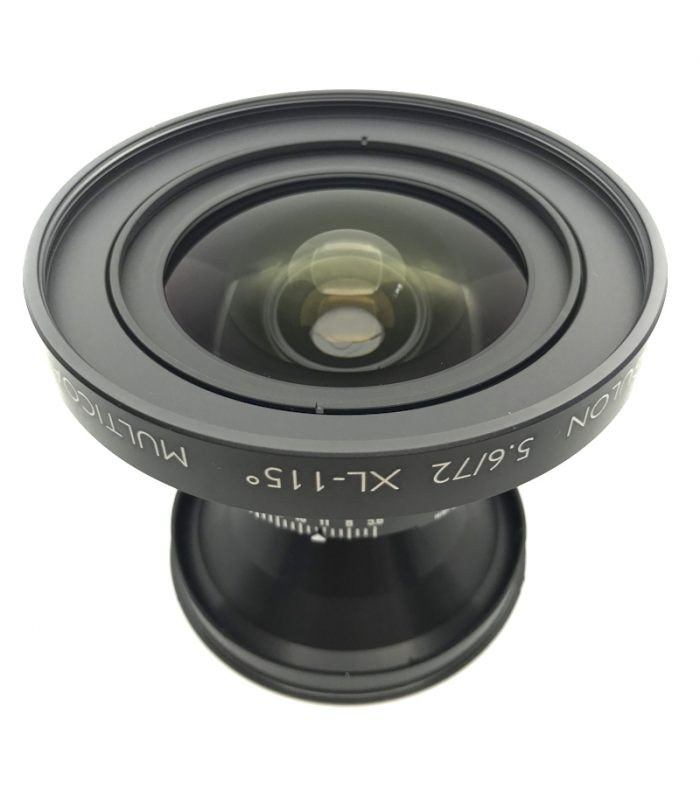 Pre-owned schneider kreuznach super-angulon 72mm f5.6 xl