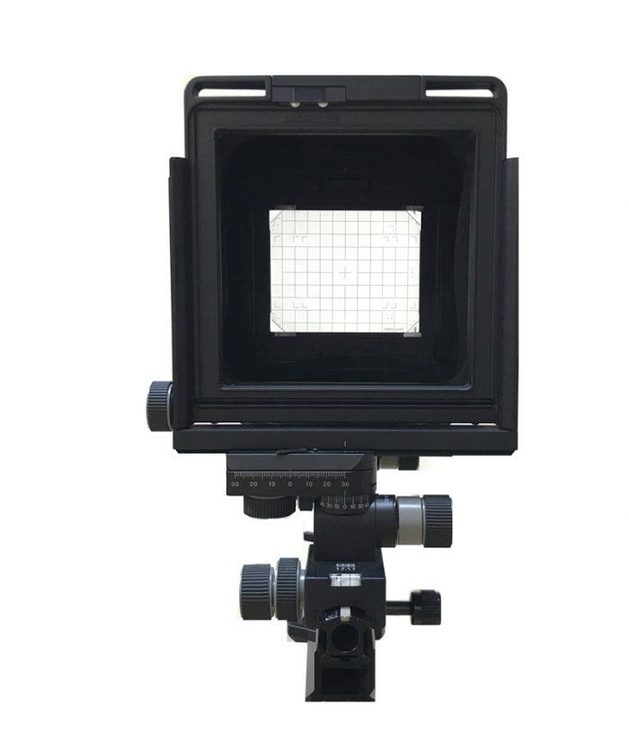 Pre-owned arca-swiss f-metric 5×4 camera