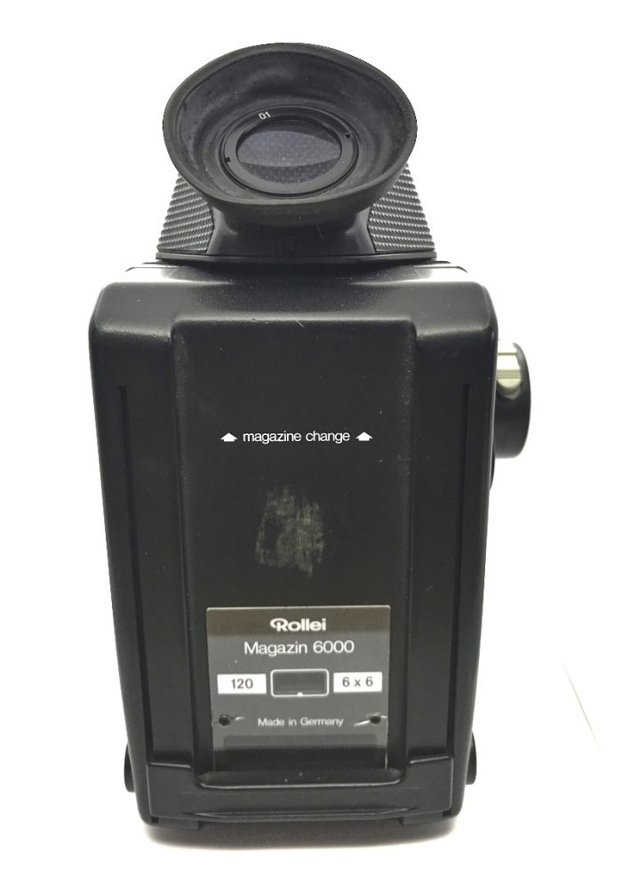 Pre-owned rolleiflex 6008 camera system