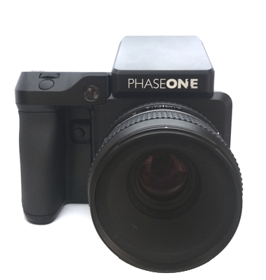 Pre-owned phase one xf iq3 80mp system (including schneider kreuznach 80mm f2.8 ls)