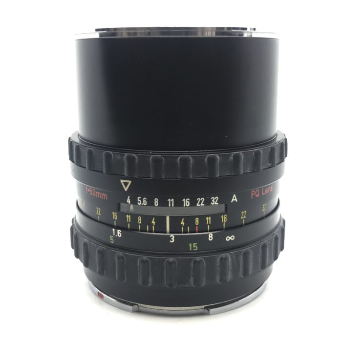 Pre-owned rollei hft distagon 50mm f4