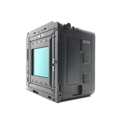 Certified pre-owned phase one iq1 50mp digital back (hasselblad v-fit)
