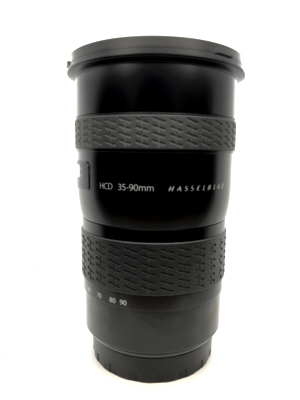 Pre-owned hasselblad hcd 35-90mm f4-5.6 lens