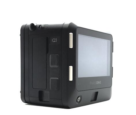 Pre-owned phase one xf iq3 80mp digital back
