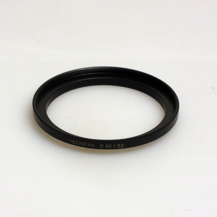 Heliopan adapter/stepping ring up to 60mm (filter) (copy)