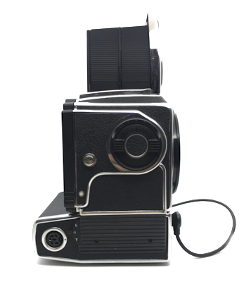 Pre-owned hasselblad 500 el/m with motor drive