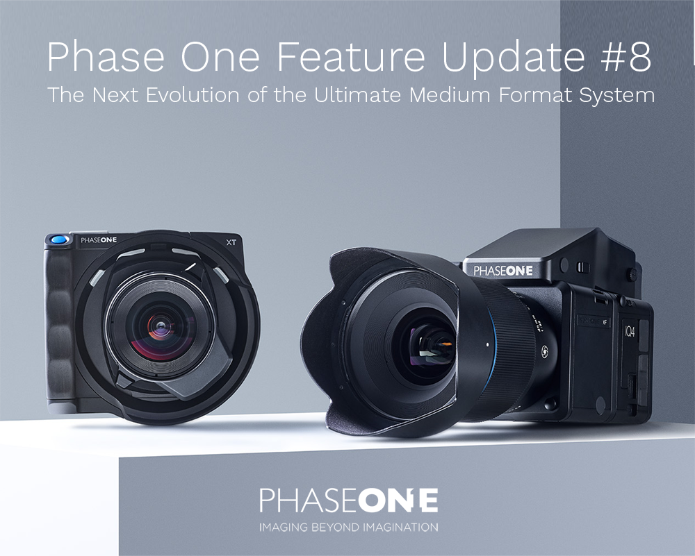 Phase one feature update 8