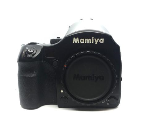 Pre-owned mamiya 645 afd ii body