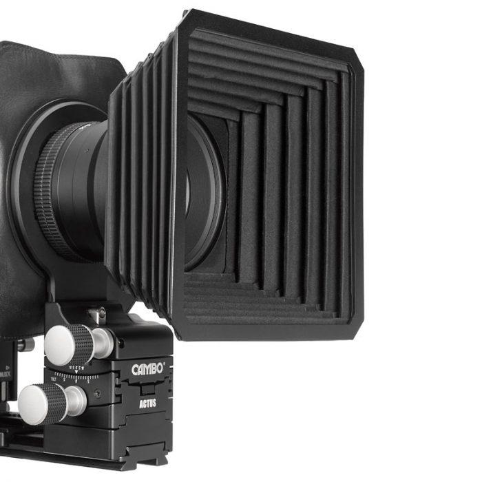 Cambo ac-234 compendium lens hood