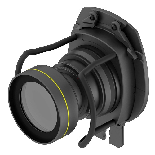 Cambo actus-db lens plate for cambo wrs lens panels
