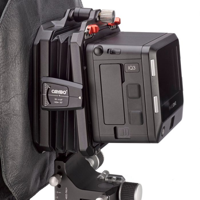 Cambo acdb-987 bayonet holder for digital backs