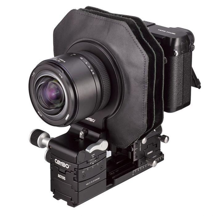 Cambo actus actar-15mm lens