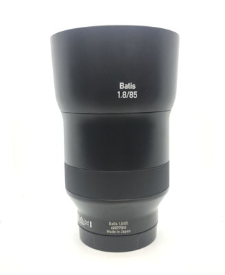 Pre-owned zeiss 85mm f1.8 (sony e-mount)