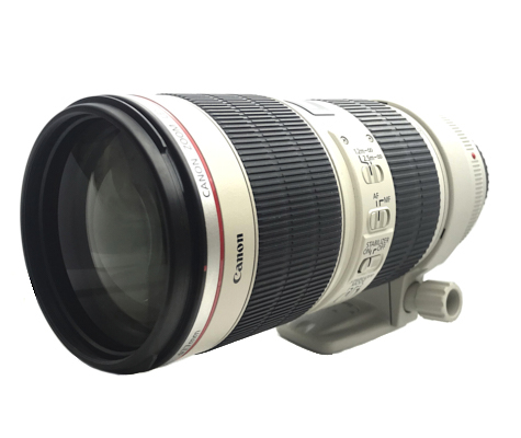 Pre-owned canon ef 70-200mm f2.8 l is ii ulm