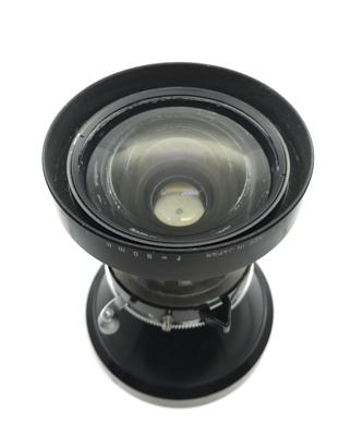 Pre-owned komura super-w 90mm f6.3