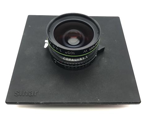 Pre-owned sinar sinaron w 65mm f4.5