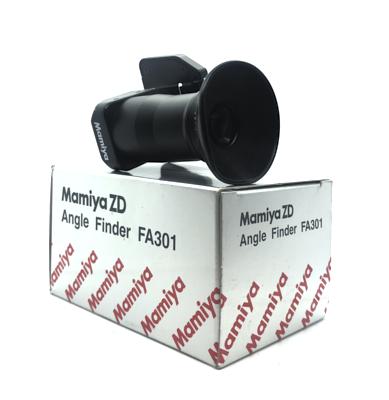 Pre-owned mamiya zd angle finder fa301
