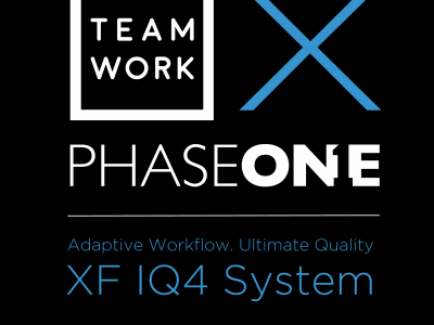 Teamwork  in Conversation Webinar with Phase One: Adaptive Workflow. Ultimate Quality
