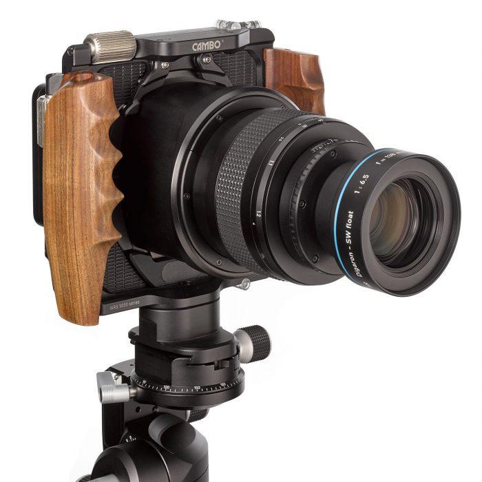 Cambo wrs 138mm hr digaron-float lenspanel