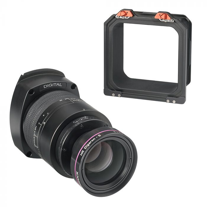 Cambo wrs 180mm hr digaron-s lenspanel