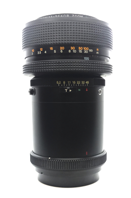 Pre-owned mamiya-sekor zoom z 100-200mm f5.2 w