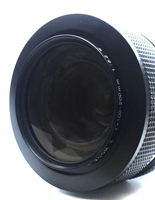 Pre-owned mamiya-sekor zoom z 100-200mm f5.2 w