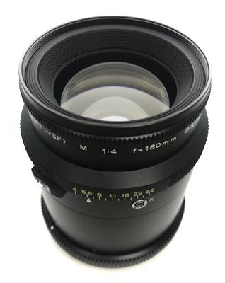 Pre-owned mamiya rz67 pro ii 180mm f4 soft m d/l