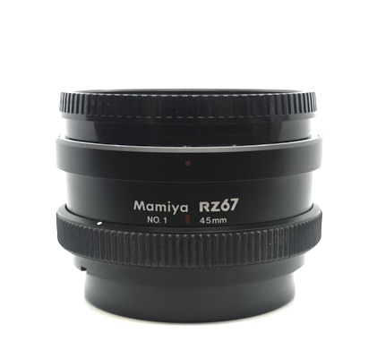 Pre-owned mamiya rz67 extension ring no. 1 (45mm)