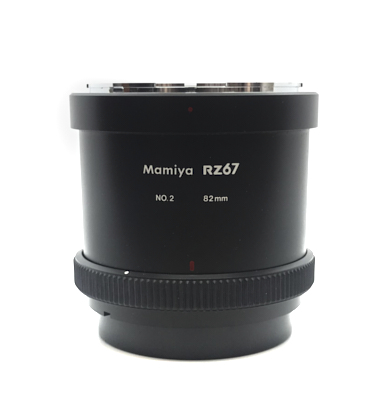 Pre-owned mamiya rz67 extension ring no. 2 (82mm)