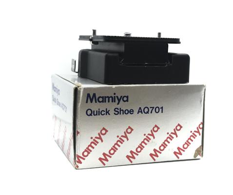 Pre-owned mamiya quick shoe aq701