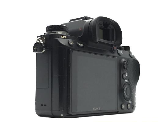 Pre-owned sony a9 camera body
