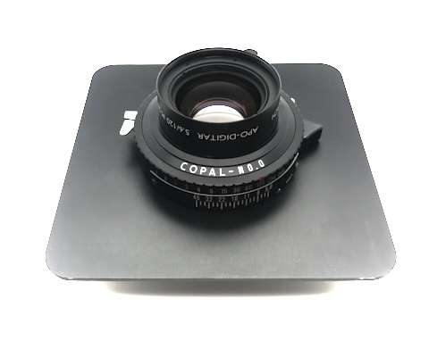 Pre-owned schneider kreuznach apo-digitar mc 120mm f5.6 xl