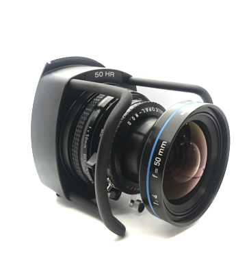 Pre-owned cambo wrs 50mm hr digaron-w lens
